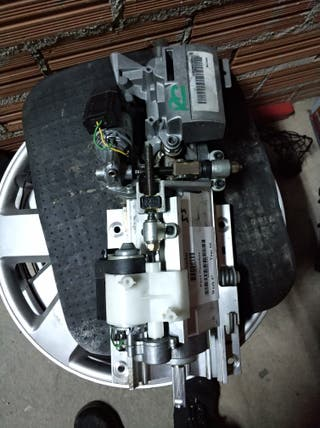 columna dirrección range rover l322