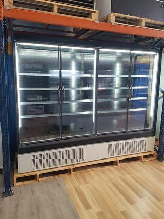 armario mural refrigerado 2.6m puertas pivotantes