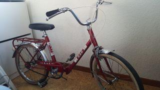 Bicicleta GAC antigua de paseo