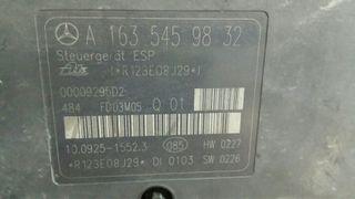 ABS mercedes ML 270 año 2005 a2008 MV 630722595