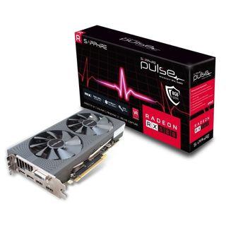 Tarjeta gráfica AMD 580