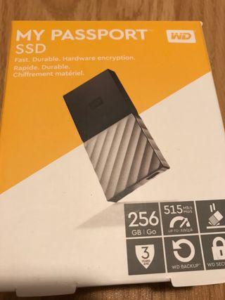 Disco duro SSD EXTERNO