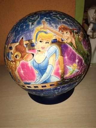 Puzzle bola Disney