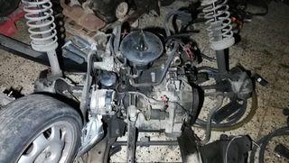 motor renault 14