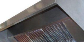 Campana Industrial Nueva Completa 150cm Extractora