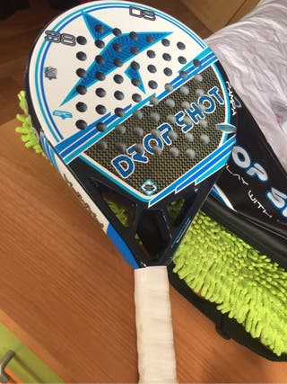 Pala de padel drop shot