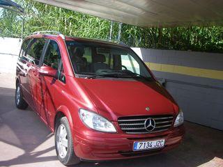 Mercedes-Benz Viano 2.2CDI FUNCAMPER NAVI PIEL AUT