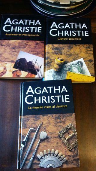 libros aghata cristi