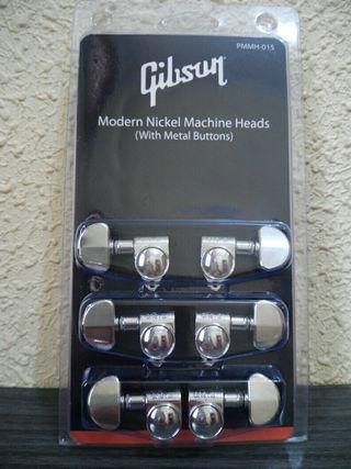 Gibson modern nickel machine heads gibson