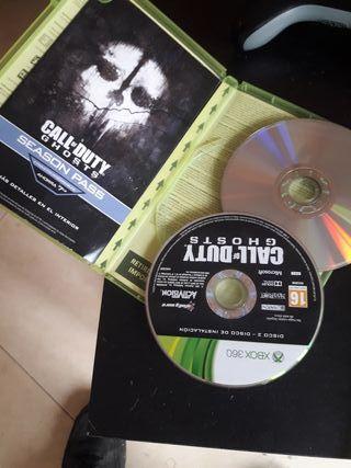 2 juegos xbox 360