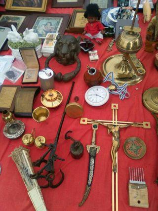 objetos y cosas antiguas
