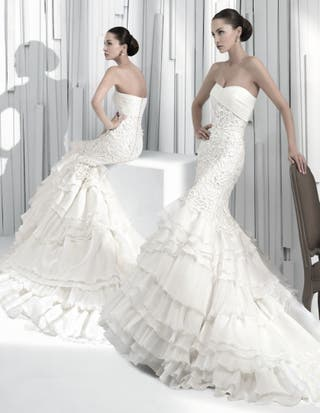Traje de novia - boda