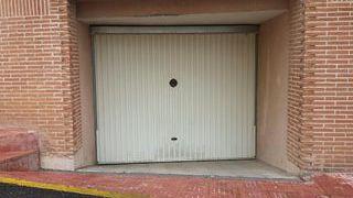 vendo 2 plazas de garaje y trastero