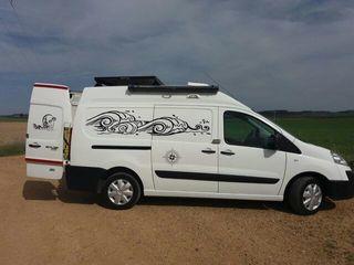 Fiat Scudo 2011 camperizada - Camper