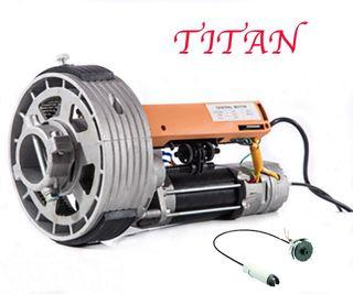 Motor persiana enrollable metálica comercio