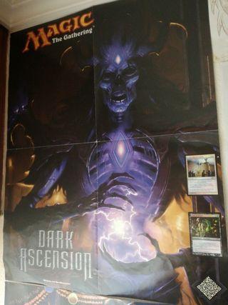 poster magic the gathering dark ascension