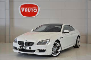 BMW 640D COUPE X-DRIVE PACK M