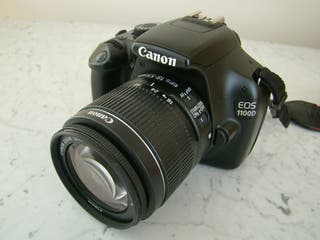 Camera reflex Canon EOS 1100D