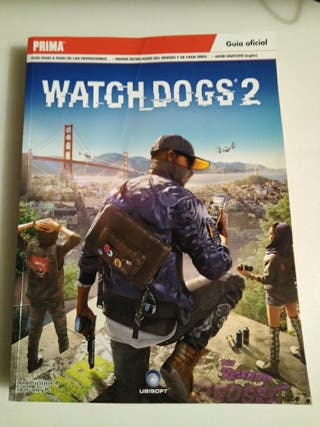 Watchdogs 2 guia oficial
