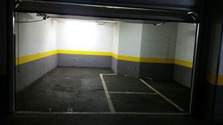 Venta plaza garage cerrada Box