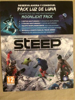Steep DLC Pack Luz De Luna