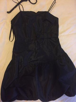Vestido negro 38, baby phat