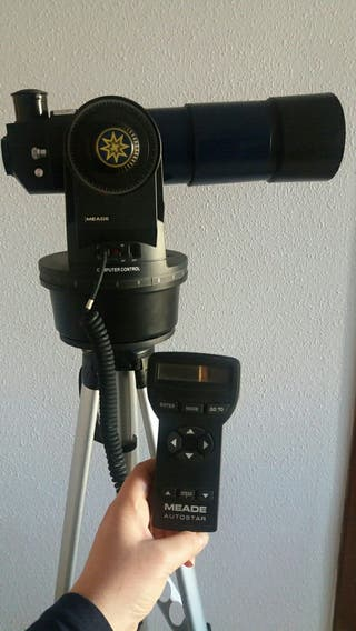 Telescopio Meade ETX-70AT