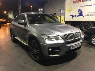BMW X6 4.0 xdrive M 2014