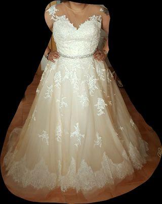 Vestido de novia Milla Nova talla 48