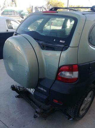 Caja de cambios jc7000 Renault