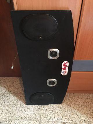 Equipo de sonido mtx audio