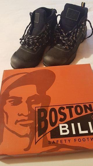 botas de trabajo Boston bill
