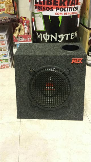 Subwoofer MTX Road Thunder