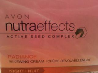 Crema Avon Nutraeffects