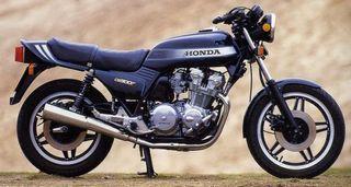 Despiece Honda CB750F 1981