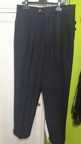 Pantalones de hombre classico