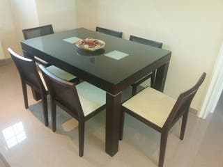 conjunto mesas salon