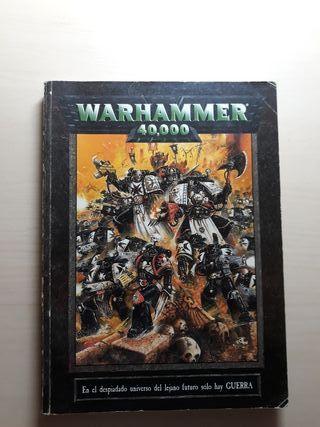 Reglamento Warhammer 40.000