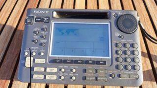 Sony icf sw55