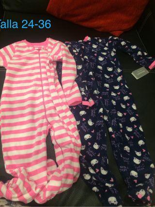 Pijamas 24-36