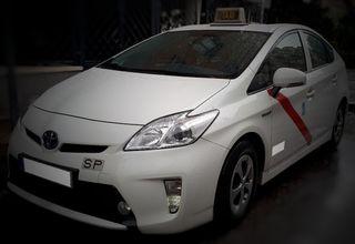 Licencia TAXI (JUEVES) y coche
