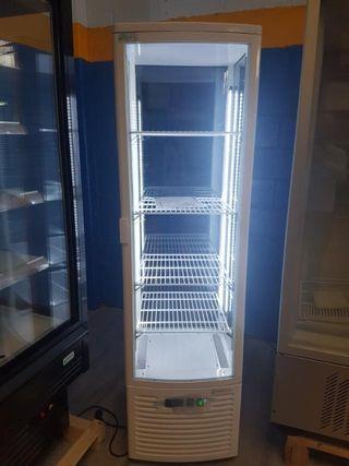 Armario frigorifico Expositor 4 caras de Cristal
