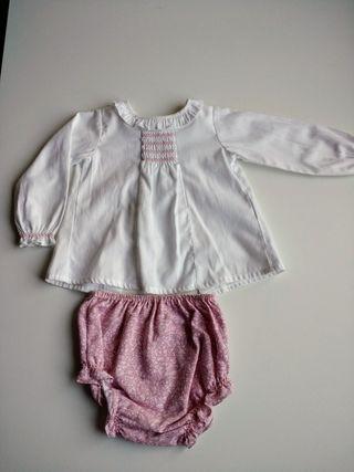 Conjunto bebé 12 meses SIN USAR