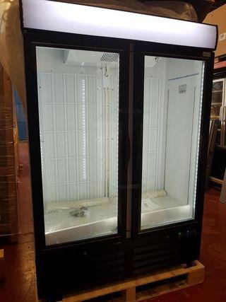 Armario Congelador. Expositor congelados.