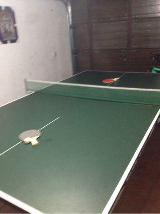 Mesa de pin pong