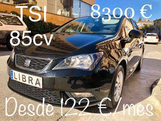 SEAT Ibiza 1.2TSI - 2015. 1 año garantía + tranfer