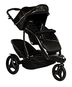 Garco trekko duo pushchair