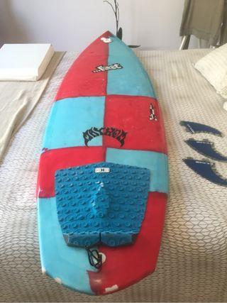 Tabla surf Lost 5'11' Roquet V2