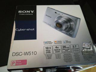 cámara Sony digital