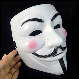 Careta V de Vendetta Anonymus A ESTRENAR